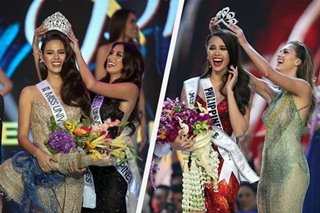 'I overcame fears': Ready for reign, Catriona Gray reflects on 'crazy' 2018