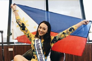PH bet flies to India for Miss Multinational pageant