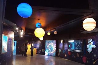 National Museum Planetarium reopens