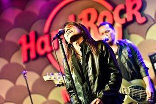 Night out: Hard Rock Cafe rocks on at S Maison