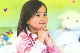 Teach your child how to pray with Scarlet Snow Belo's book
