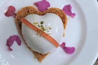 Valentine eats: Manila Hotel pairs food, music in special dinner