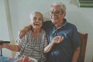 May forever: Lolo't lola sa Pampanga, 7 dekada nang nagdiriwang ng Valentine's Day
