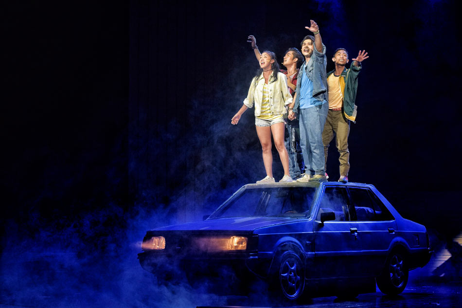 Theater review: Wonderful and jarring, 'Ang Huling El Bimbo