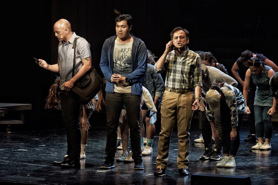 Theater review: Wonderful and jarring, 'Ang Huling El Bimbo' is a