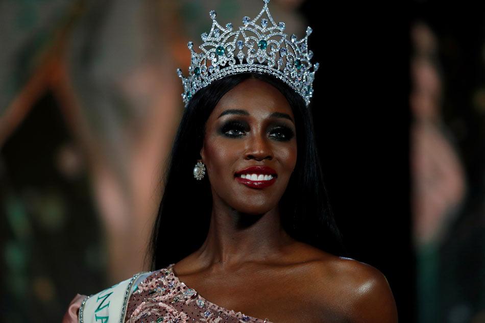 American Crowned Queen In Thai Transgender Pageant