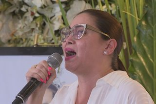 WATCH: K Brosas dedicates 'Warrior is a Child' to Chokoleit