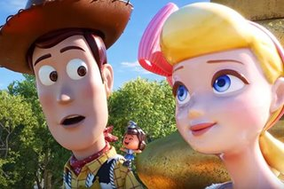 WATCH: First full trailer for 'Toy Story 4'