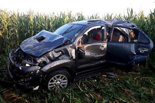 2 patay sa aksidente sa Ilocos Norte