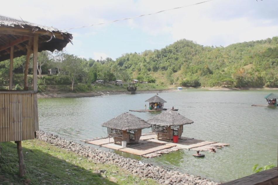 Marugo Lake sa Capiz, patok ngayong tag-init