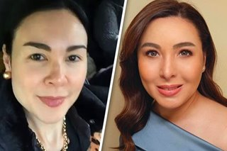 'Never': What Gretchen Barretto said on fixing relationship with Marjorie