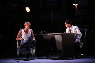 Theater review: 'Angels in America' leaves you on high