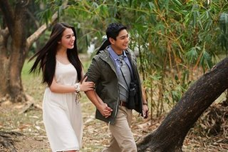 Julia Montes shows support for Coco Martin's MMFF entry