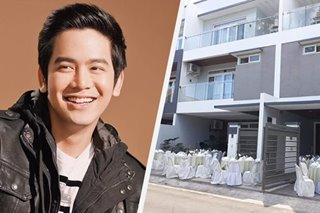 'Gift ko 'yon sa Papa ko': Joshua Garcia talks about the home he bought in QC