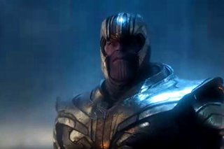WATCH: Thanos returns in new 'Avengers: Endgame' clip