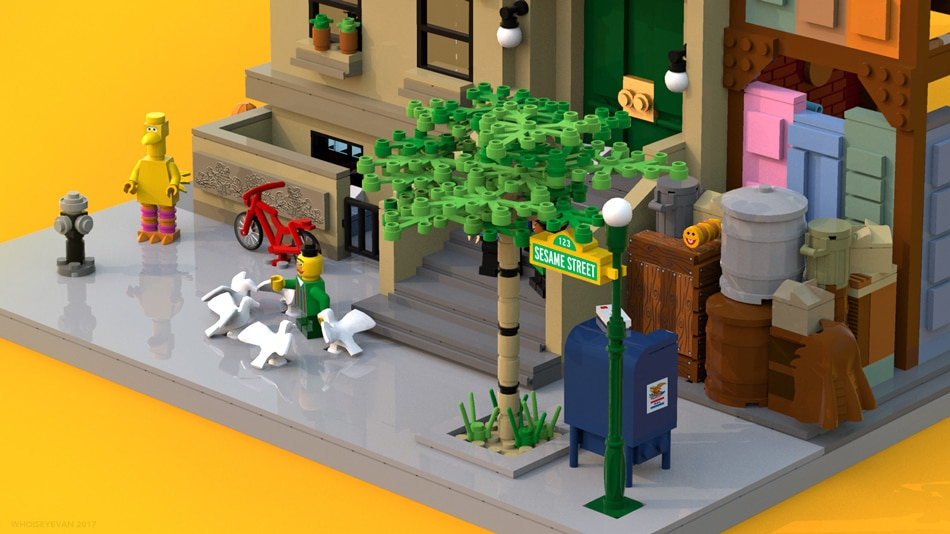 LOOK: Another Pinoy attempts to win LEGO's approval with