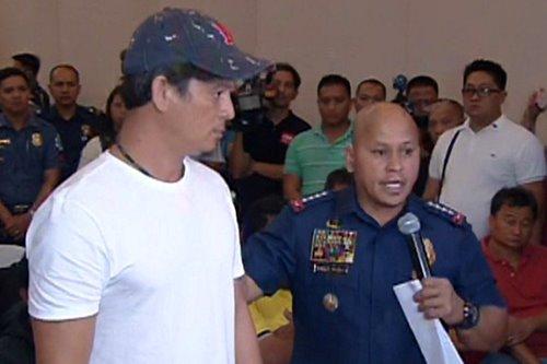 Victim in QC shooting identified as Cebu drug lord