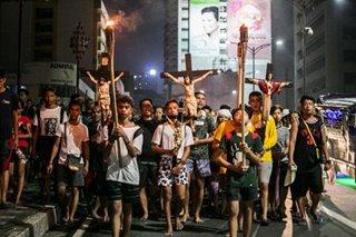Visita Iglesia in Manila