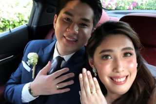 LOOK: Dani Barretto marries Xavi Panlilio