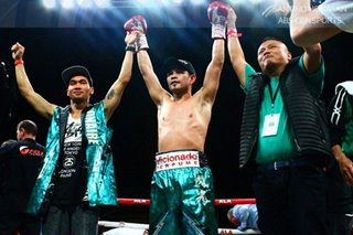 Despite opponent change, motivation stays the same for champion Donaire