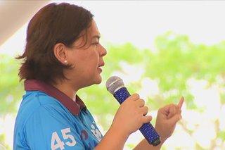 Mayor Sara di kakasuhan ang nag-upload ng 'Bikoy' videos