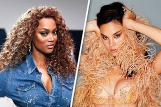 Tyra interviews Catriona: What they talked about