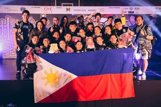 PH dance groups win big at Asian high-schoolers hip-hop tournament