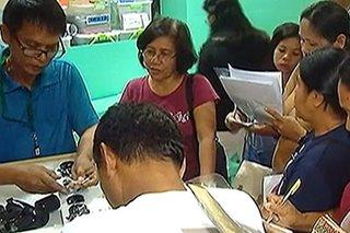 Aberya sa vote-counting machines, naitala sa ilang lalawigan