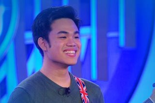 'Idol Philippines': Judges swoon over UST student's original song