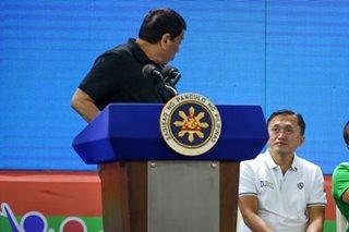 Bong Go denies Duterte referring to ABS-CBN in tirade vs oligarchs