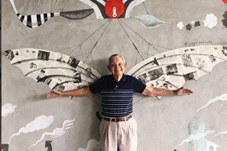 Bienvenido Alejandro, co-founder of Papemelroti, has passed away
