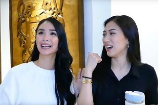 WATCH: Alex Gonzaga tours Heart Evangelista's office