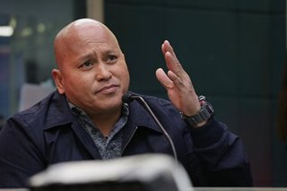 Dela Rosa 'bothered' over VFA cancellation notice