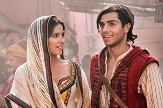 Movie review: Shine, shimmer and splendor in live-action 'Aladdin'