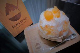 First bite: Japanese dessert shop Shari Shari to open in BGC