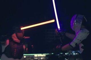 Duelympics 2019: Lights, saber, action!