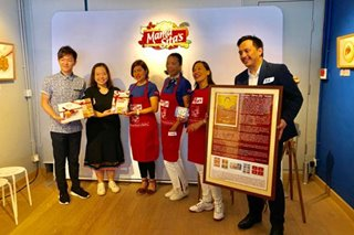 'Mama Sita' heiresses hope to make PH cuisine big in Hong Kong