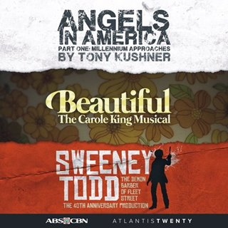 ABS-CBN teams up with Atlantis Theatrical for 'Sweeney Todd', 'Beautiful'