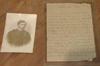 Mga liham ukol sa mga naging kasintahan ni Jose Rizal, isusubasta