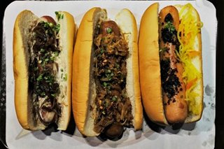 New eats: This casino outlet adds Pinoy twist to the hotdog