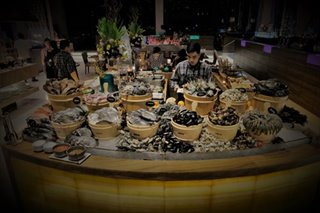 Manila eats: Friday nights are for seafood at this hotel buffet