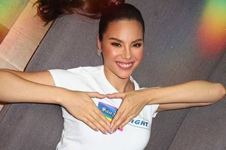Catriona responds to criticism over support for LGBT community
