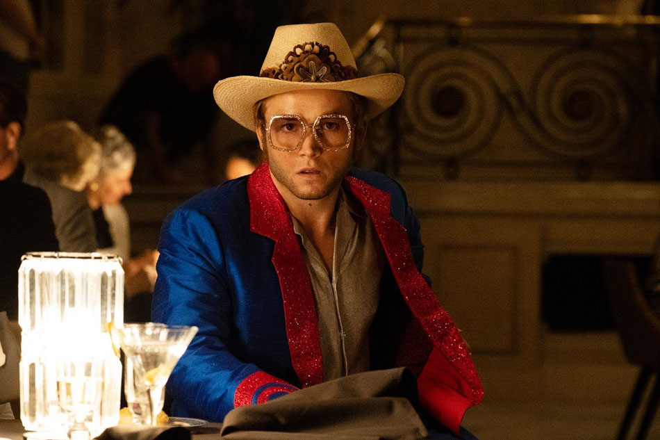 Movie review: Elton John's music shines, drives story in 'Rocketman'