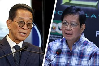 Panelo blasts Lacson; says Duterte 'wise tactician' on Reed Bank