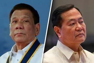 ICC verdict can be applied on current or former President: Carpio