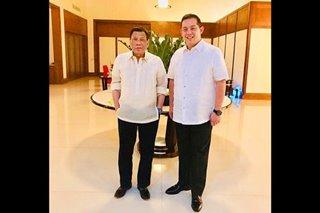 Romualdez privately meets with Duterte amid tight speakership race