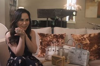 WATCH: Jinkee Pacquiao shows her favorite designer bags