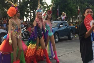 Hundreds march in Ilocos Norte's first Pride parade