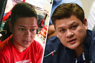 Sara, Paolo Duterte oppose term-sharing for House speakership