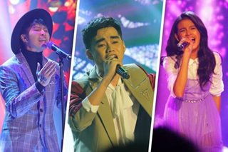 'Idol Philippines': Powerful Yeng, Erik Santos covers strike a chord with judges